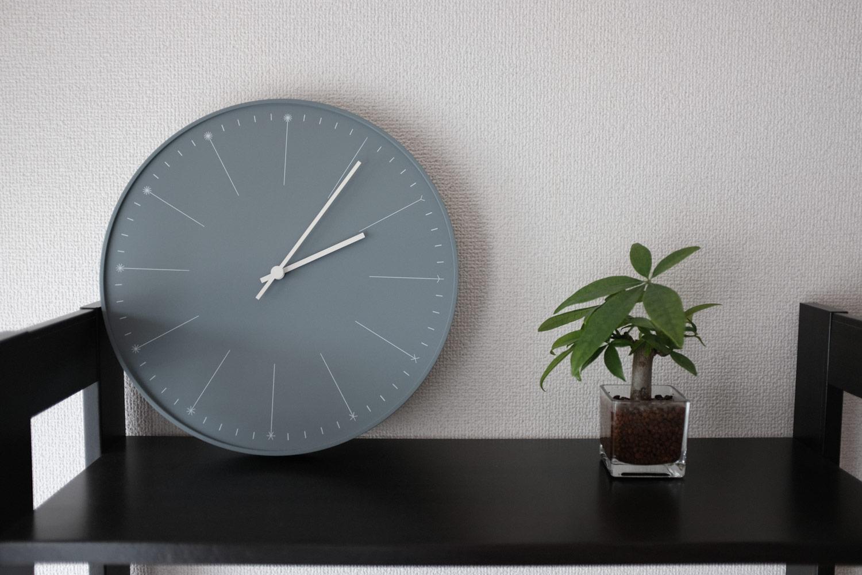 ストーリー性があり、シンプルでおしゃれな掛け時計『dandelion for Lemnos(レムノス)』