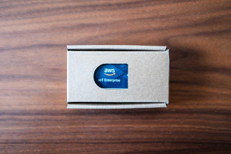 AWS IoT Enterprise Button