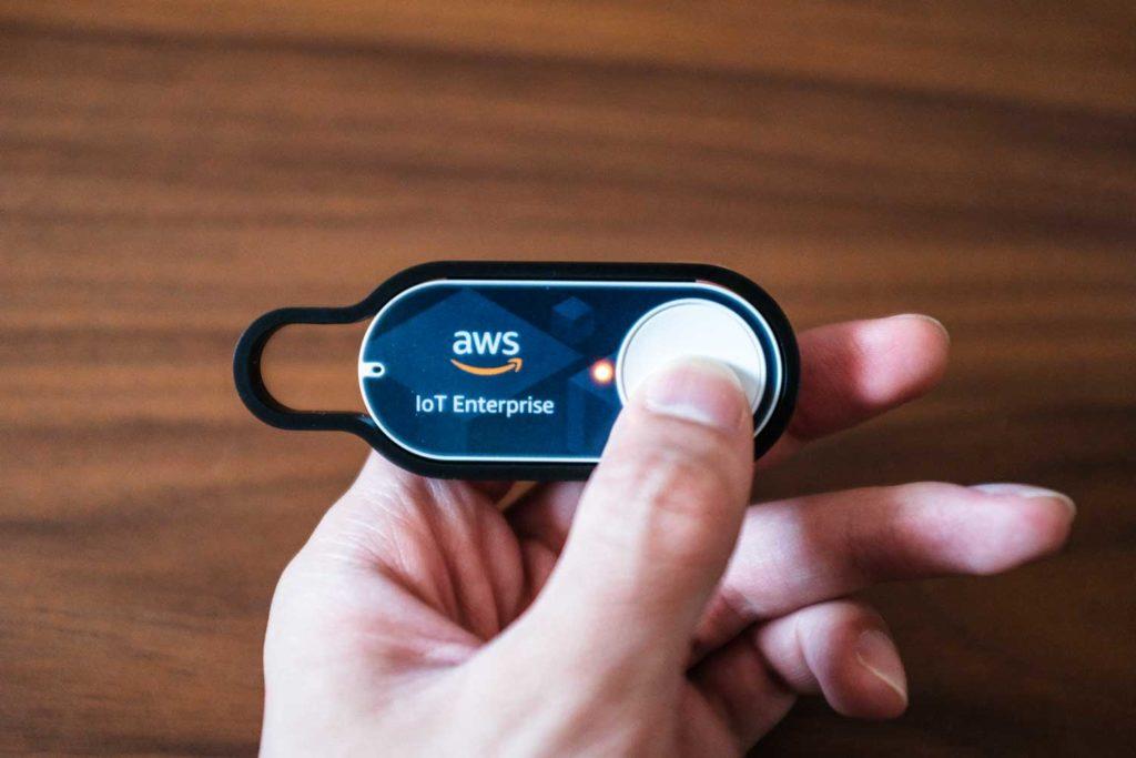 ボタンが繋がるモノのインターネット – IoTをシンプルに『AWS IoT Enterprise Button』開封の儀