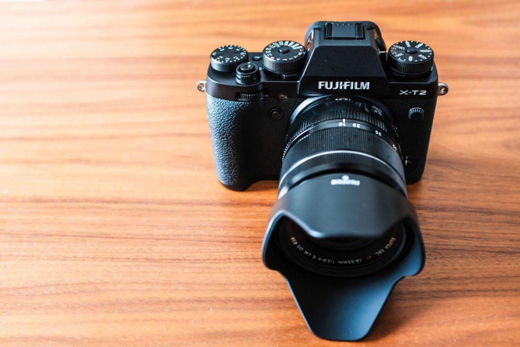 【PayPayチャレンジで買ったもの】FUJIFILMのミラーレス一眼カメラ『X-T2』を購入