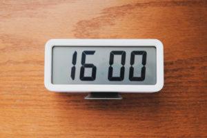 無印良品のデジタル時計(小)をおすすめする理由